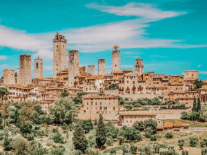 transfer from firenze to san gimignano